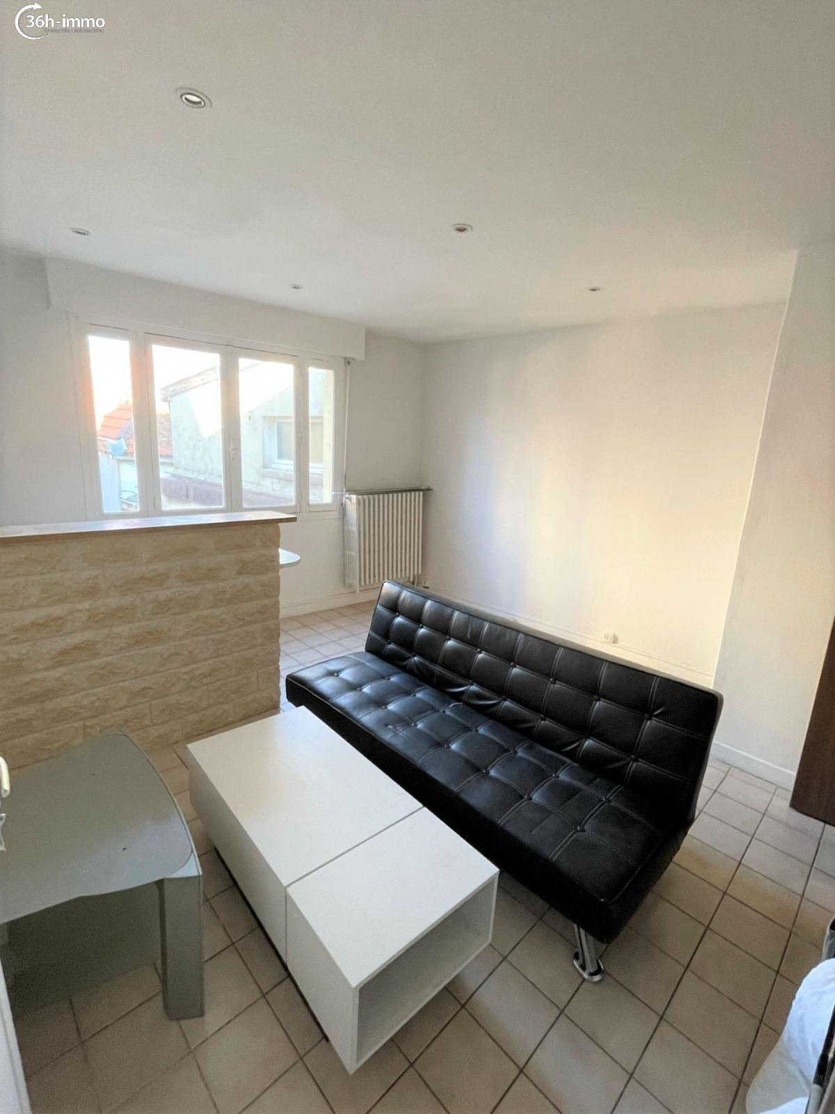 Appartement Troyes 10000 Aube 22 m<sup>2</sup> 1 pi&eagrave;ce 36000 euros