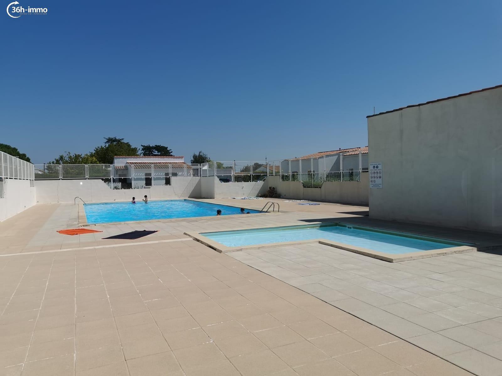 Appartement Saint-Palais-sur-Mer 17420 Charente-Maritime 29 m<sup>2</sup> 2 pi&eagrave;ces 85000 euros