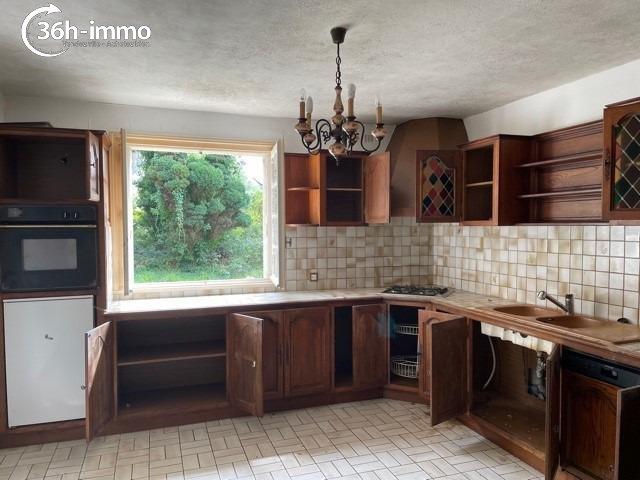 Maison Douarnenez 29100 Finistere 177 m<sup>2</sup> 7 pi&eagrave;ces 115760 euros