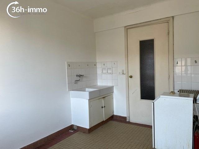 Appartement Quimper 29000 Finistere 60 m<sup>2</sup> 3 pièces 48240 euros