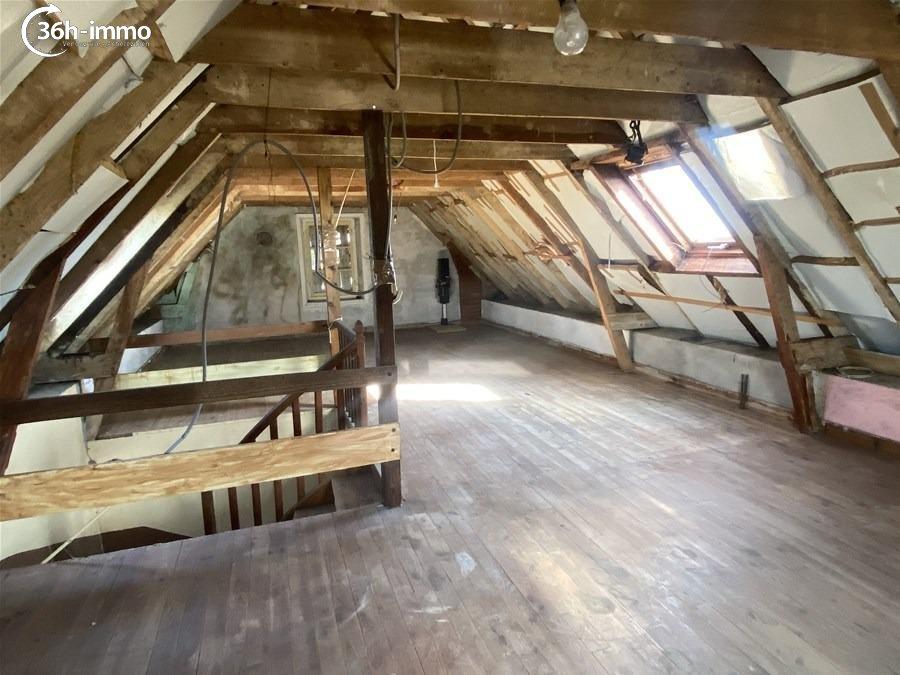 Maison Audierne 29770 Finistere 89 m<sup>2</sup> 4 pi&eagrave;ces 64310 euros