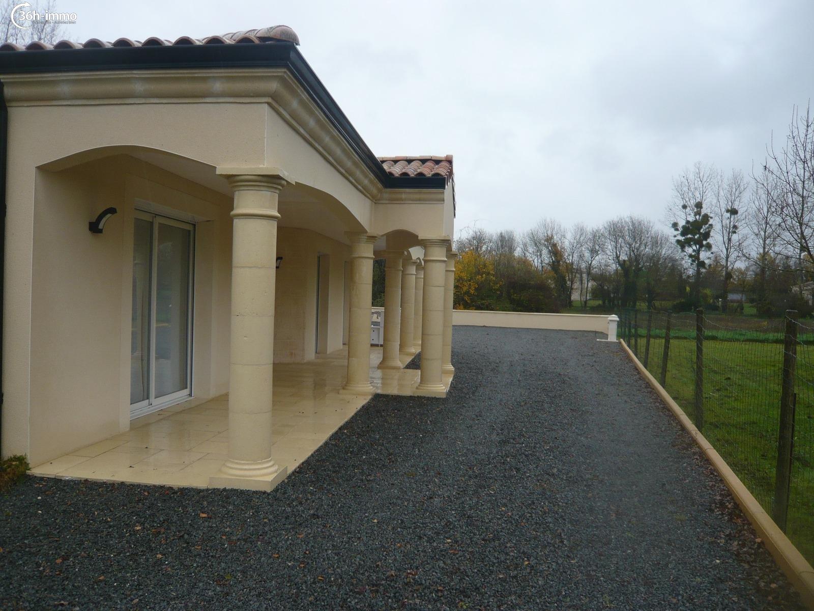 Maison La Vergne 17400 Charente-Maritime 105 m<sup>2</sup> 5 pi&eagrave;ces 115982 euros