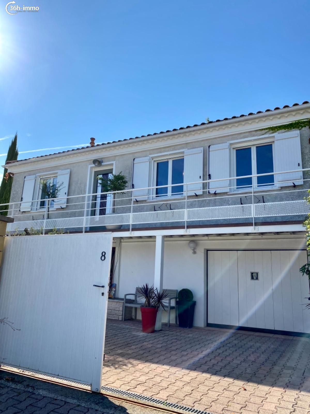 Maison Léognan 33850 Gironde 92 m<sup>2</sup> 5 pièces 294000 euros