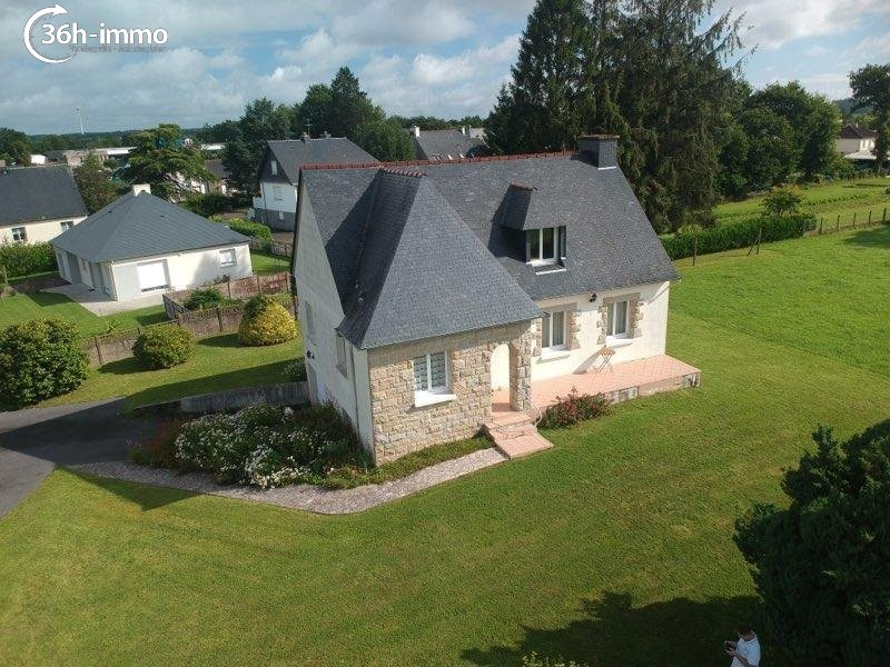 Maison Plélan-le-Grand 35380 Ille-et-Vilaine 77 m<sup>2</sup> 5 pièces 261750 euros