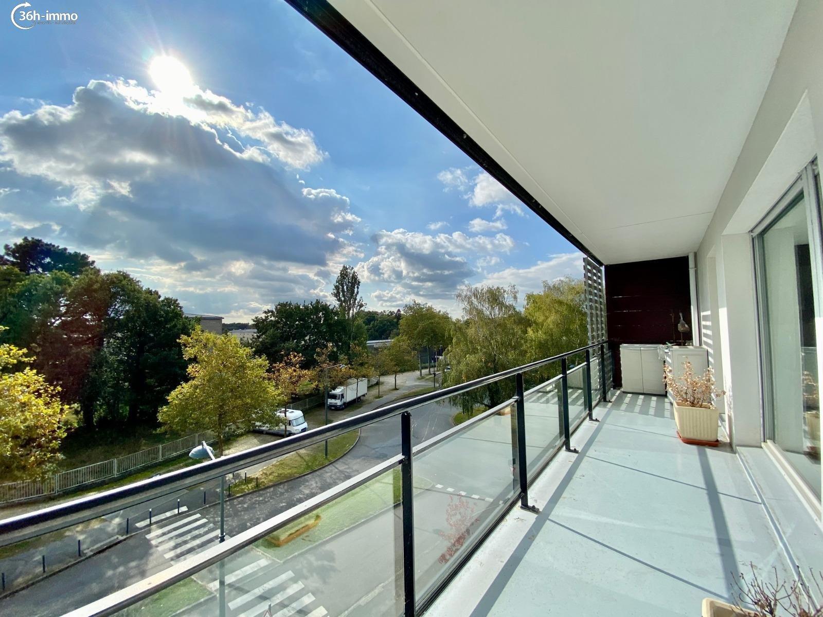 Appartement Rennes 35000 Ille-et-Vilaine 96 m<sup>2</sup> 4 pièces 281340 euros