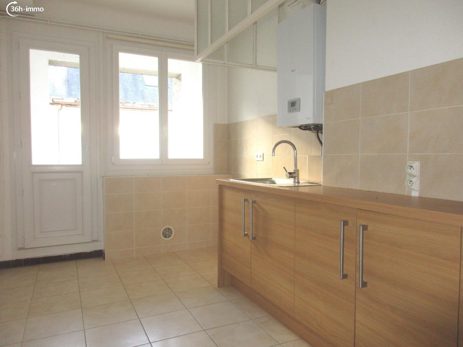 Appartement Saint-Lô 50000 Manche 45 m<sup>2</sup> 2 pièces 35000 euros