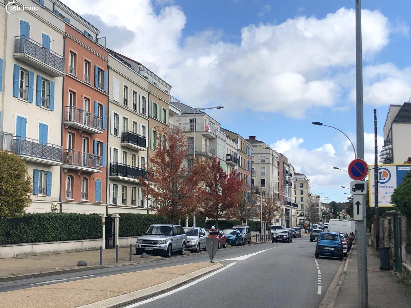 Appartement Poissy 78300 Yvelines 62 m<sup>2</sup> 3 pièces 270000 euros