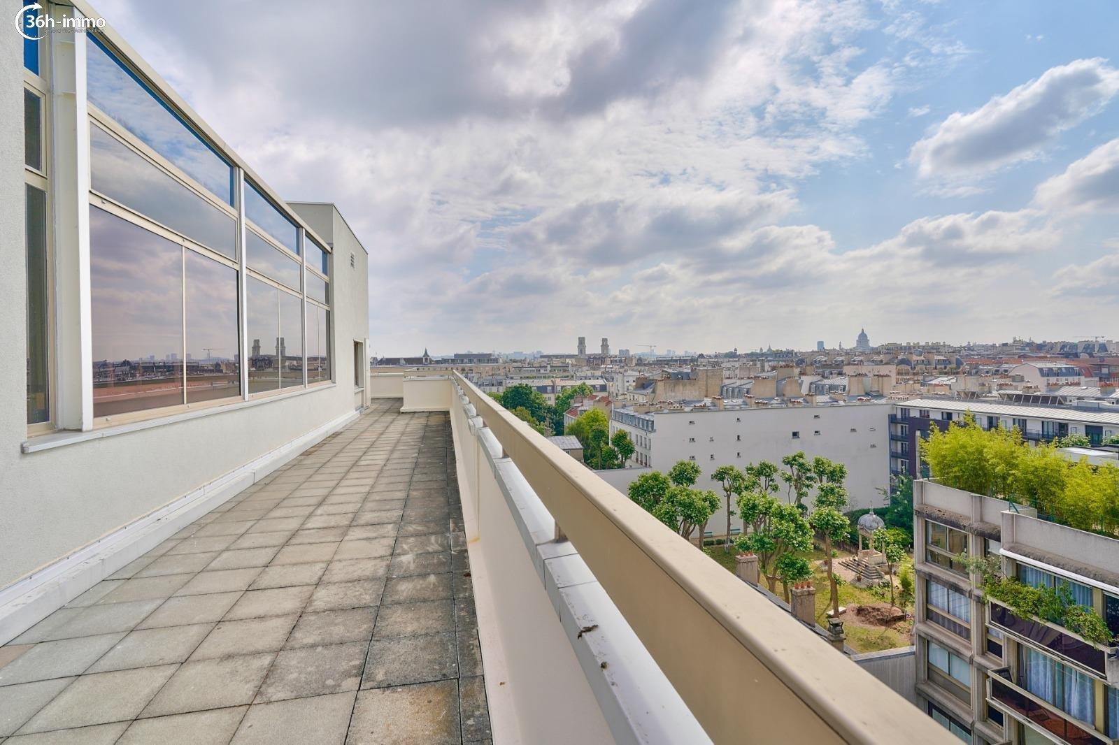 Appartement Paris 6e arrondissement 75006 Paris 42 m<sup>2</sup> 2 pi&eagrave;ces 650000 euros