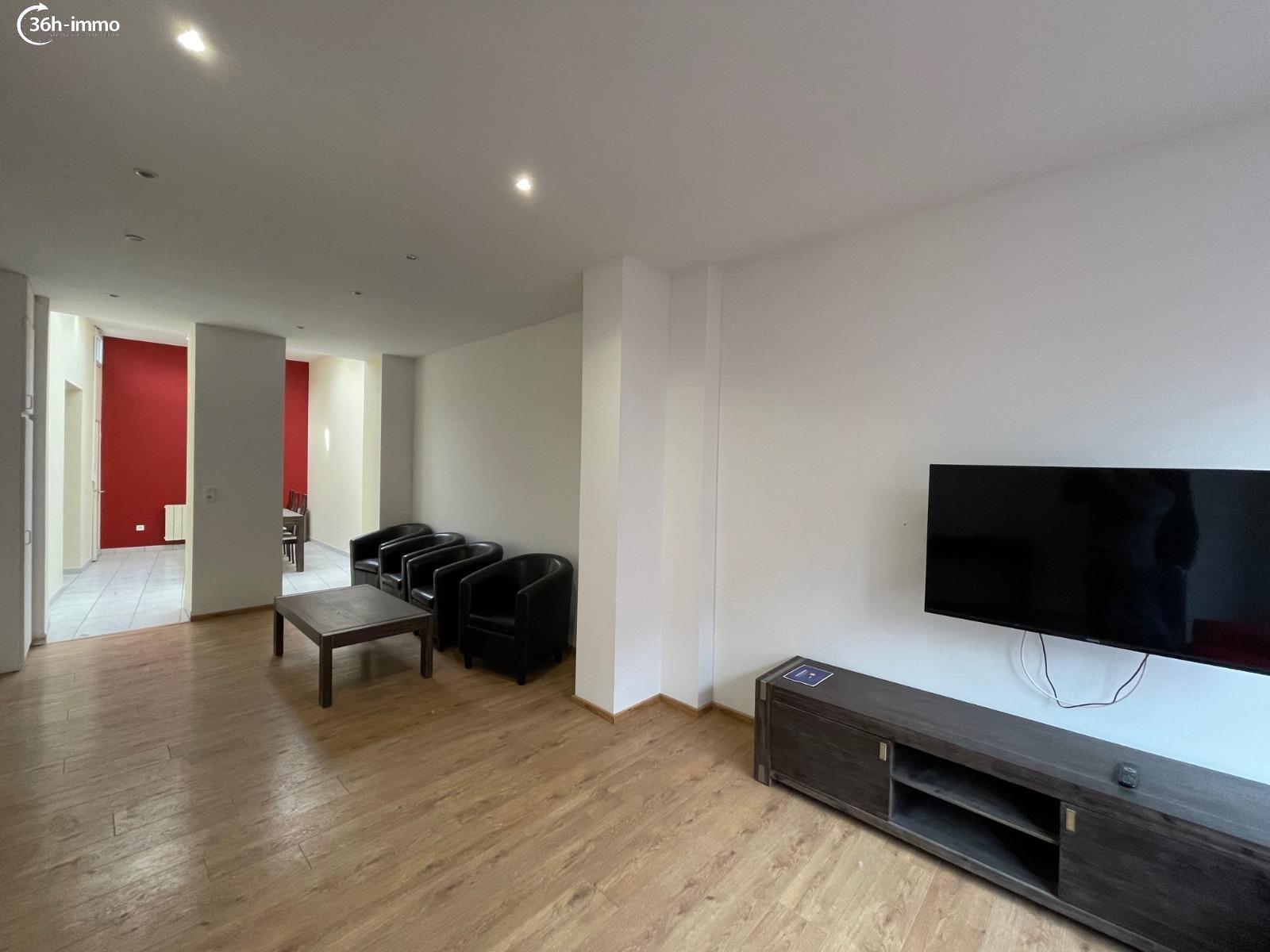 Immeuble Tourcoing 59200 Nord 127 m<sup>2</sup> 212000 euros
