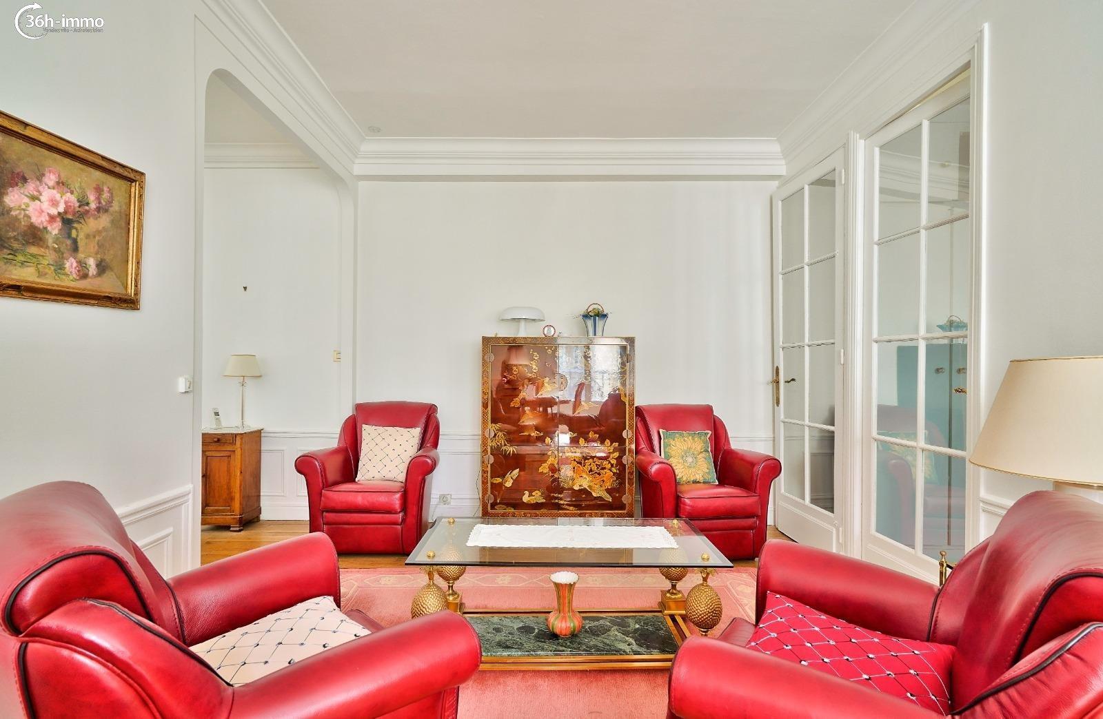 Appartement Paris 16e arrondissement 75016 Paris 67 m<sup>2</sup> 2 pièces 550000 euros
