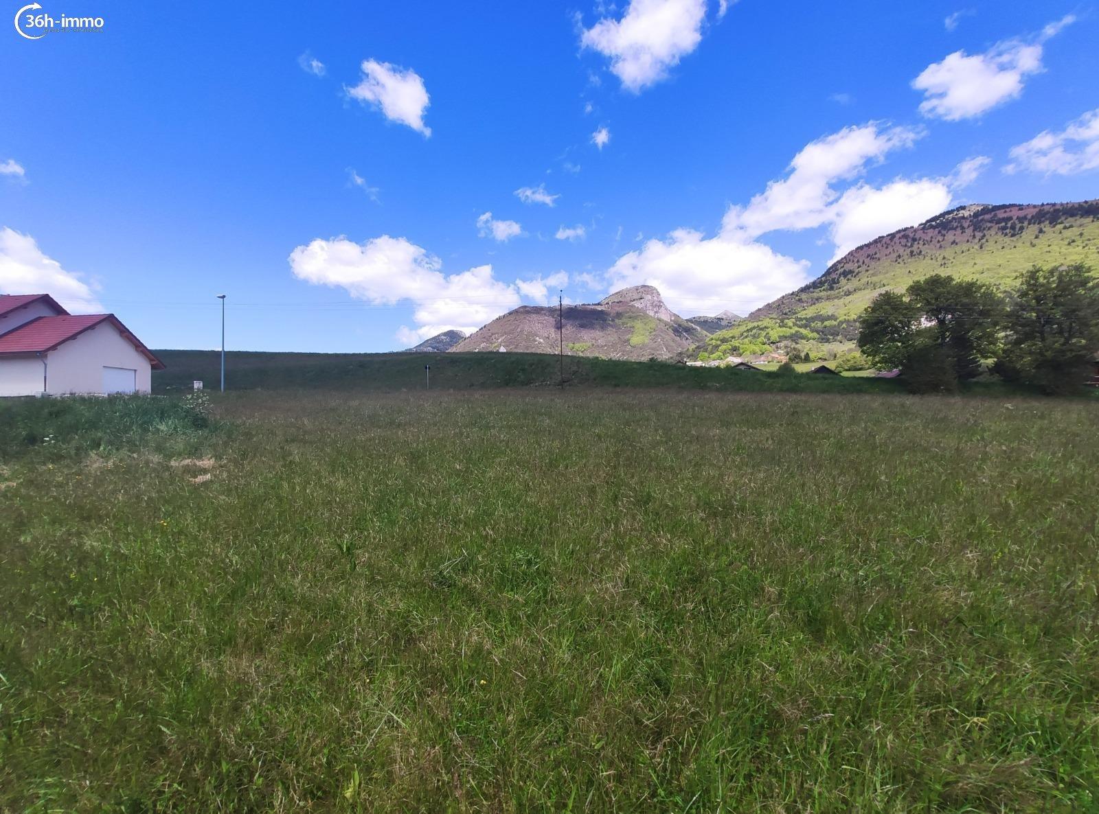 Terrain à bâtir Lus-la-Croix-Haute 26620 Drome 1000 m<sup>2</sup> 39000 euros