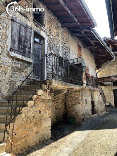 Maison a vendre Bettant 01500 Ain 81 m2 2 pièces 60000 euros