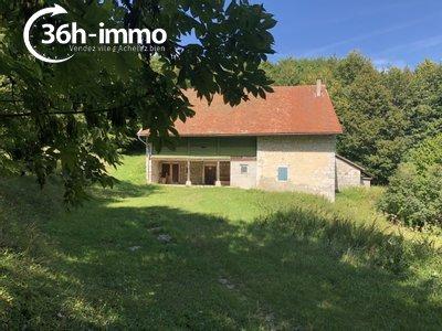 Maison a vendre Ruffieu 01260 Ain 115 m2 3 pièces 51000 euros