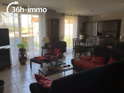 Appartement a vendre Villefranche-sur-Saône 69400 Rhône 82 m2 4 pièces 189500 euros