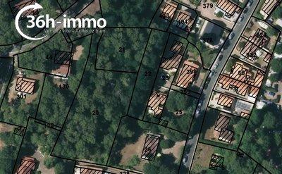 Terrain a batir a vendre Jard-sur-Mer 85520 Vendée 687 m2  99000 euros