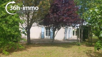 Maison a vendre Breuillet 17920 Charente-Maritime 142 m2 6 pièces 200000 euros