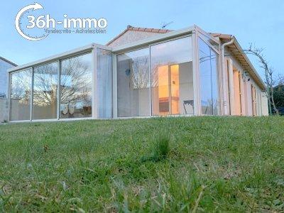 Maison a vendre Saint-Palais-sur-Mer 17420 Charente-Maritime 106 m2 4 pièces 250000 euros