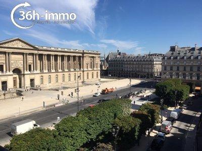 Appartement a vendre Paris 1er arrondissement 75001 Paris 117 m2 5 pièces 1950000 euros