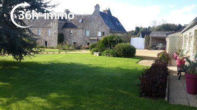 propriete a vendre Sainte-Sève 29600 Finistère 250 m2 8 pièces 392900 euros
