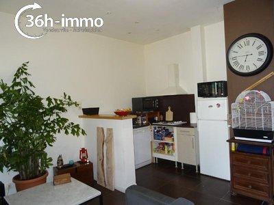 Appartement a vendre Saint-Geniès-de-Malgoirès 30190 Gard 29 m2 2 pièces 56000 euros