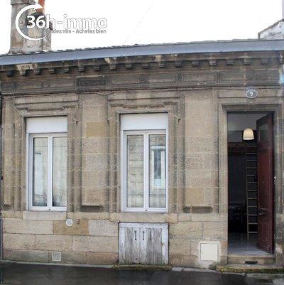 Maison a vendre Bordeaux 33000 Gironde 70 m2 3 pièces 199800 euros
