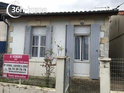 Maison a vendre Bègles 33130 Gironde 60 m2 4 pièces 195000 euros
