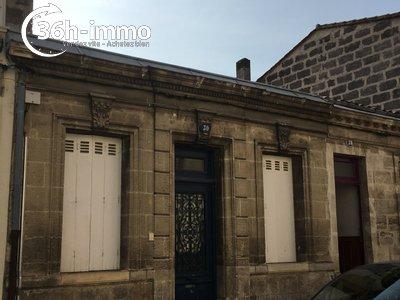 Maison a vendre Bordeaux 33000 Gironde 61 m2 4 pièces 320000 euros