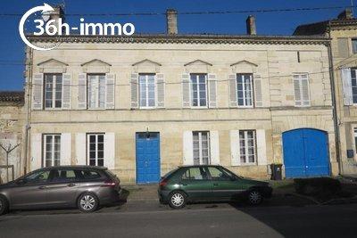 Maison a vendre Cubzac-les-Ponts 33240 Gironde 475 m2 8 pièces 273000 euros