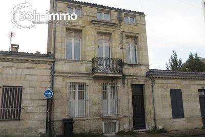 Appartement a vendre Bordeaux 33000 Gironde 57 m2 3 pièces 258300 euros