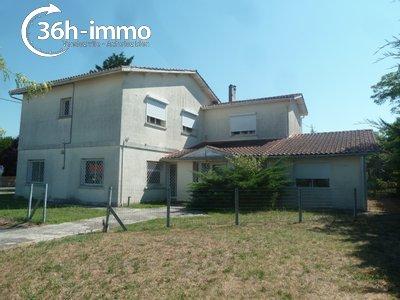 Maison a vendre Lesparre-Médoc 33340 Gironde 277 m2 10 pièces 219000 euros
