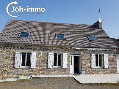 Maison a vendre Équilly 50320 Manche 101 m2 5 pièces 96497 euros