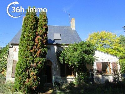 Maison a vendre Vouillon 36100 Indre 100 m2 4 pièces 54500 euros