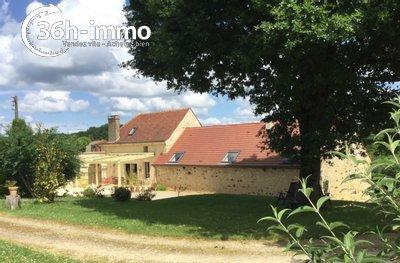 Maison a vendre Gourdon 46300 Lot 200 m2 6 pièces 320000 euros