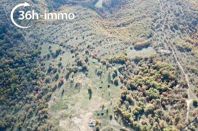 Terrains de loisirs bois etangs a vendre Valroufié 46090 Lot  1000 euros
