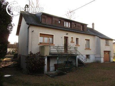 Maison a vendre Villevêque 49140 Maine-et-Loire 135 m2 6 pièces 150000 euros