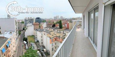 Appartement a vendre Paris 13e arrondissement 75013 Paris 68 m2 3 pièces 575000 euros