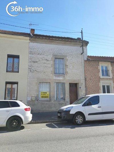 Maison a vendre Isles-sur-Suippe 51110 Marne 110 m2 4 pièces 90000 euros