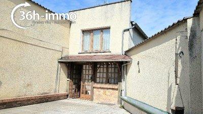Maison a vendre Reims 51100 Marne 140 m2 5 pièces 189400 euros
