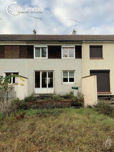 Maison a vendre Reims 51100 Marne 93 m2 5 pièces 106000 euros