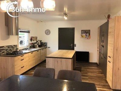 Maison a vendre Grande-Synthe 59760 Nord 118 m2 6 pièces 231000 euros