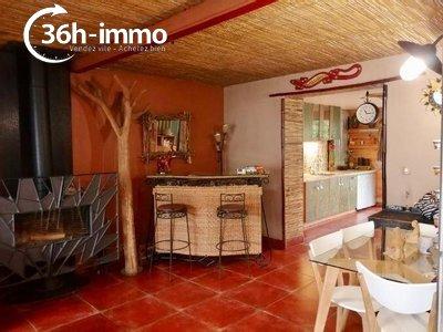 Maison a vendre Petite-Synthe 59640 Nord 111 m2 5 pièces 149000 euros