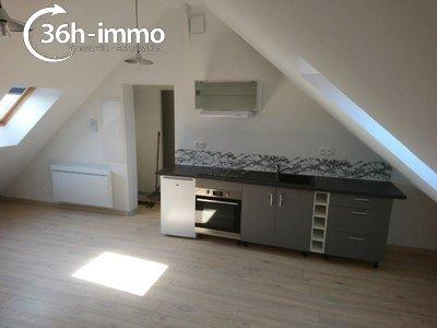 Appartement a vendre Coudekerque-Branche 59210 Nord 27 m2 1 pièce 38000 euros