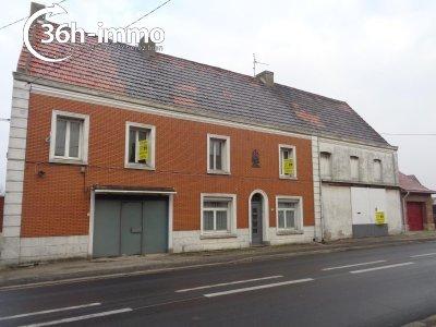 Maison a vendre Wallon-Cappel 59190 Nord 140 m2 9 pièces 91500 euros
