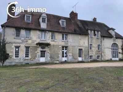 propriete a vendre Saint-Jean-aux-Bois 60350 Oise 330 m2 8 pièces 400000 euros