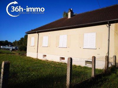 Maison a vendre Pont-l'Évêque 60400 Oise 104 m2 4 pièces 107000 euros