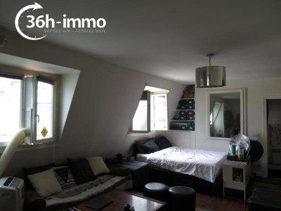 Appartement a vendre Paris 16e arrondissement 75016 Paris 24 m2 1 pièce 228000 euros