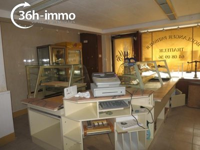 Fonds et murs commerciaux a vendre La Chapelle-Rablais 77370 Seine-et-Marne 200 m2  139000 euros