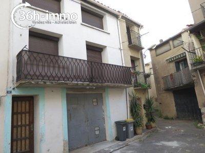 Maison a vendre Bessan 34550 Hérault 62 m2  69000 euros