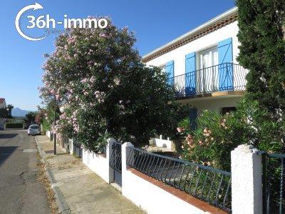 Maison a vendre Saint-Cyprien 66750 Pyrénées-Orientales 164 m2 6 pièces 227000 euros