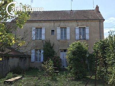 Maison a vendre Paray-le-Monial 71600 Saône-et-Loire 175 m2 9 pièces 150000 euros